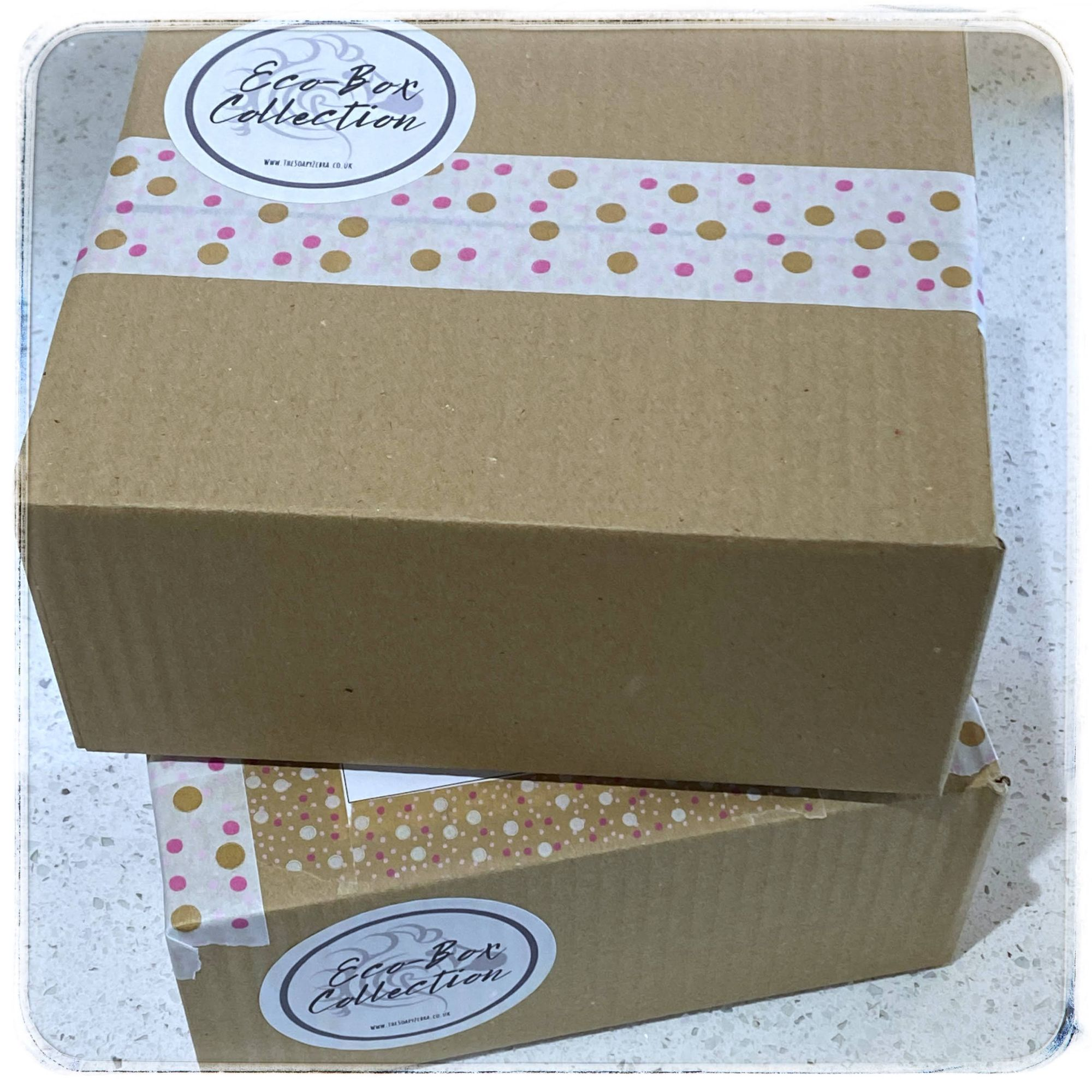 Card boxes and paper tape