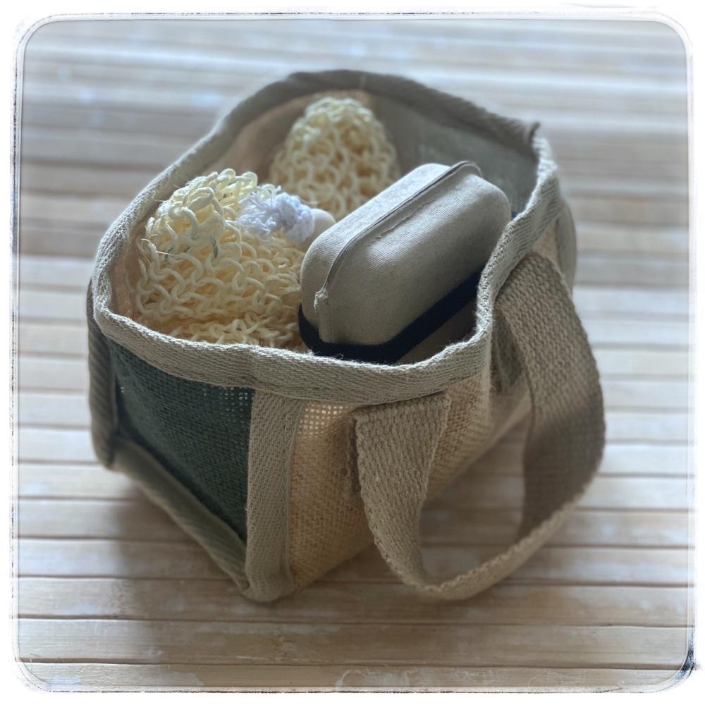Gift Basket Set (just add a soap!) - 2-piece