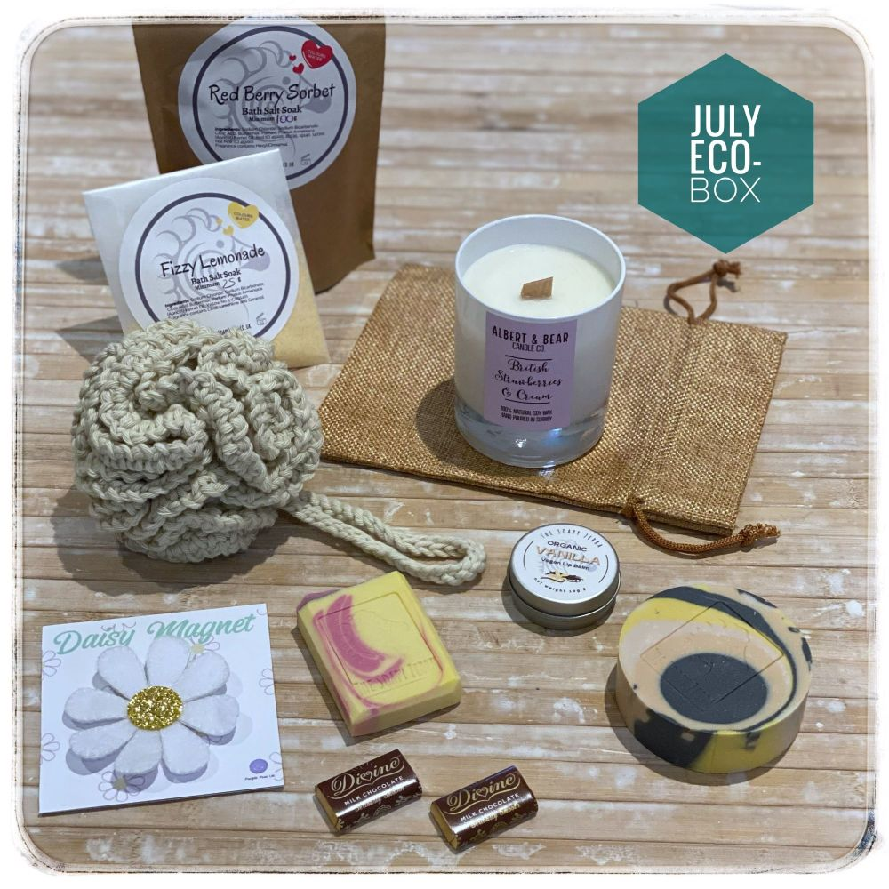 JULY Eco-Box Collection