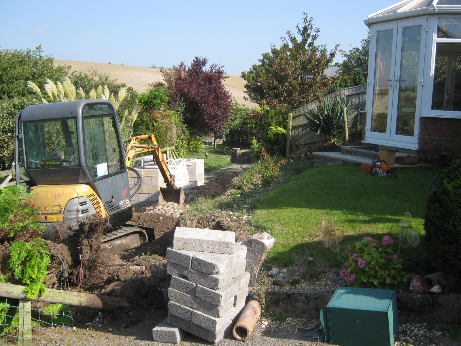 Building and Groundworks