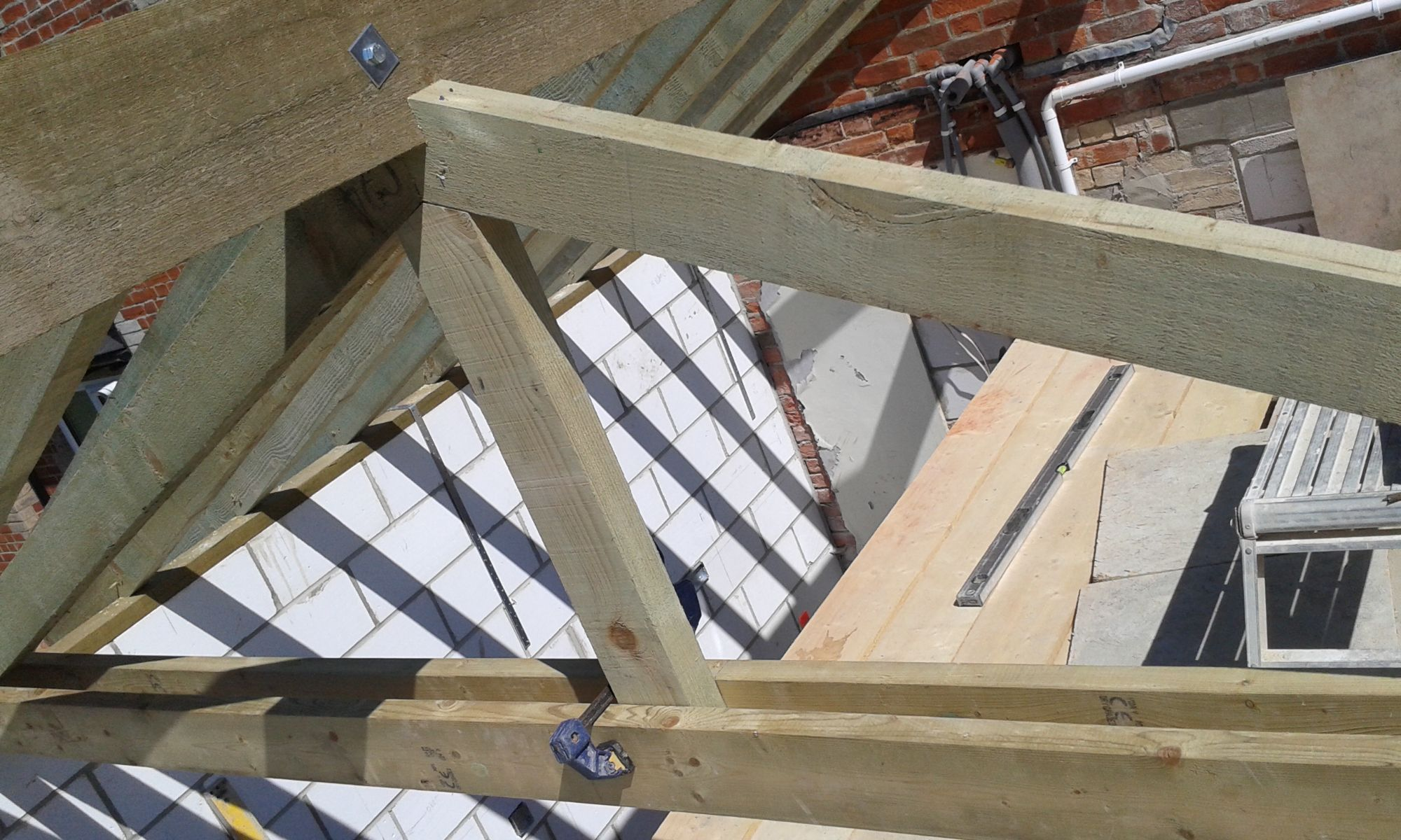 Vaulted Joinery