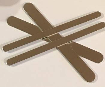1.5mm/14 Gauge Bracelet Cuff Blank 150mm x 10mm