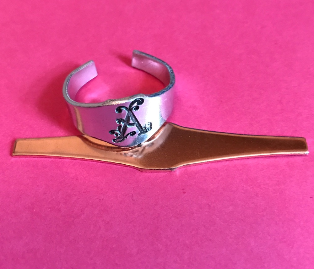 Aluminium Tapered Ring Blank