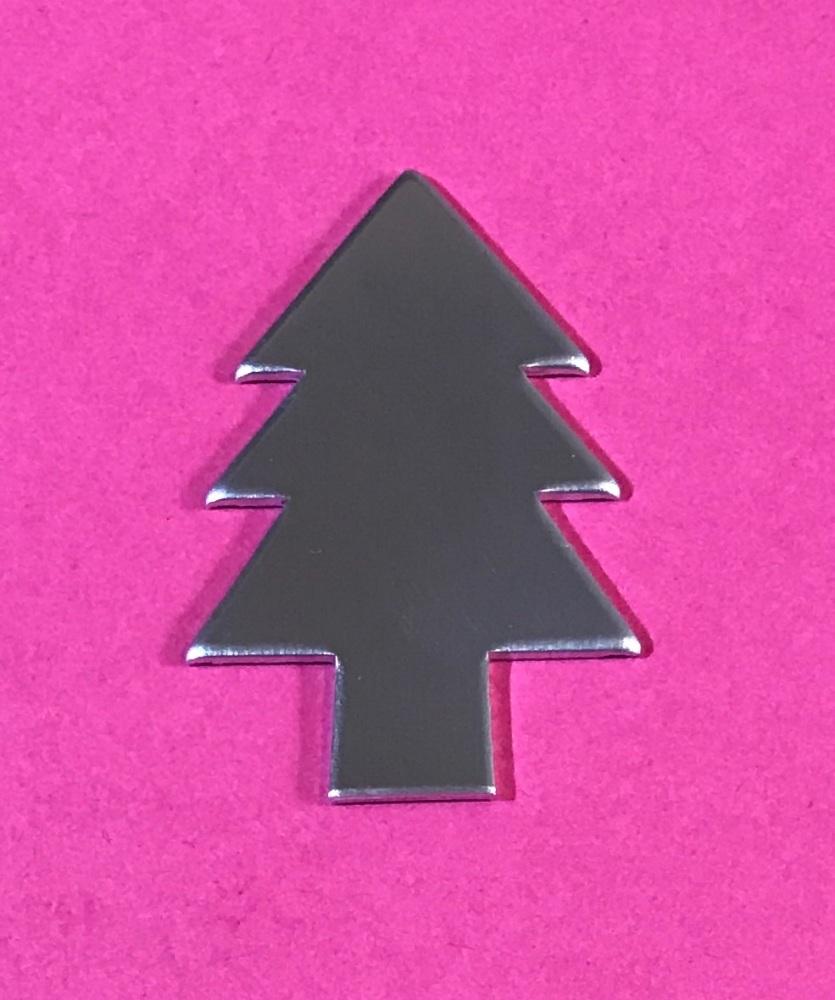 Christmas Tree Stamping Blank