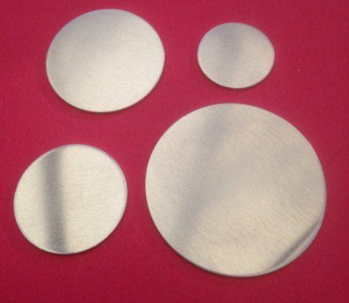 10mm Aluminium Round Stamping Blanks