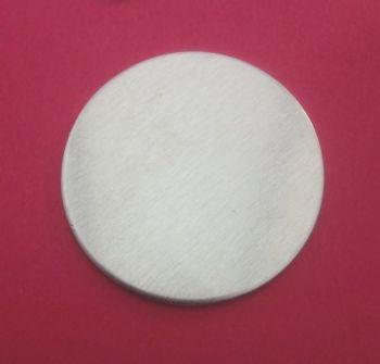 22mm Aluminium Round Stamping Blanks