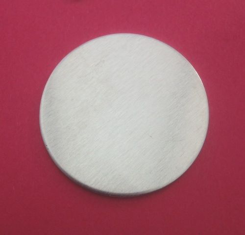 37mm Aluminium Round Stamping Blanks