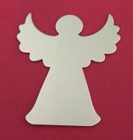 Large Angel Stamping Blank
