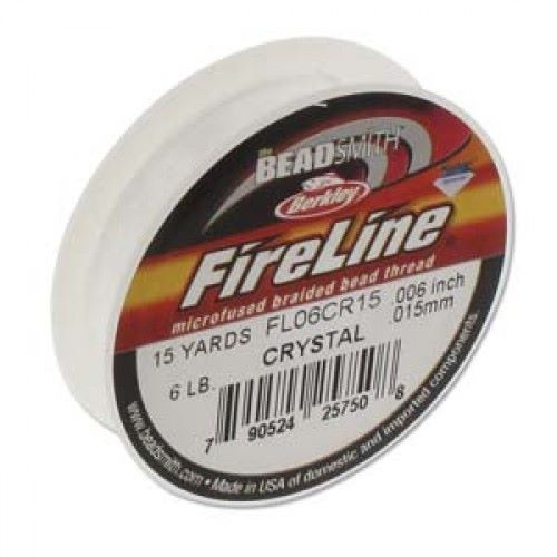 Fireline Crystal Clear 6lbs 15 Yards