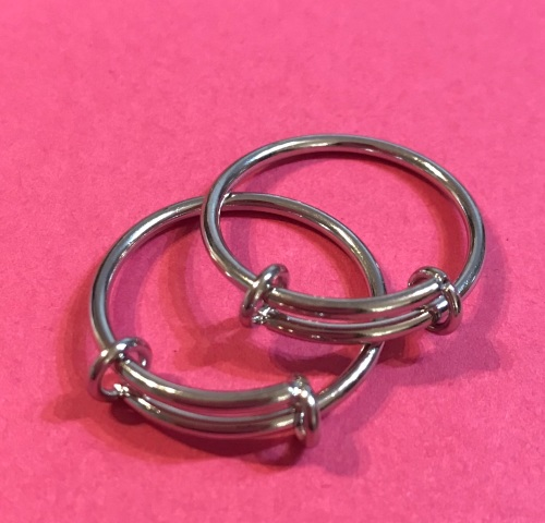 Stainless Steel Adjustable Rings