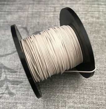 Ivory Copper Coloured Wire 0.5mm