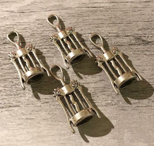 Corkscrew Charms