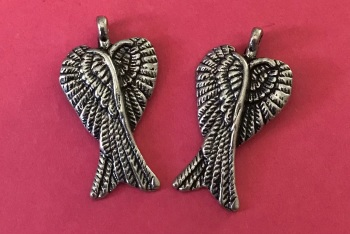 Double Wing Charms