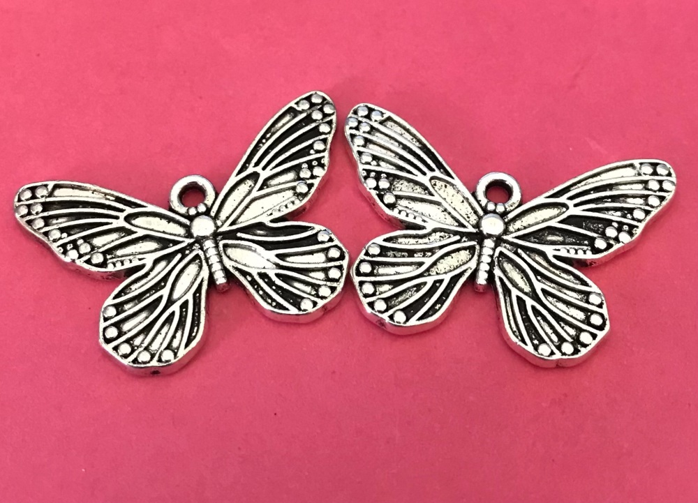 Butterfly Charm Large