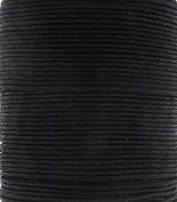 5 Metres of Black Cotton Cord