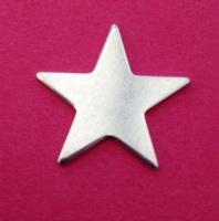 17mm Star Stamping Blank