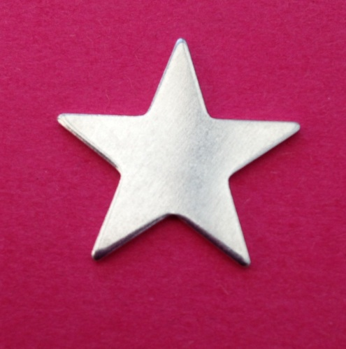 20mm Star Stamping Blanks
