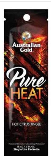 Australian Gold pure heat tingle X3