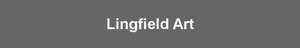 lingfieldart.org, site logo.