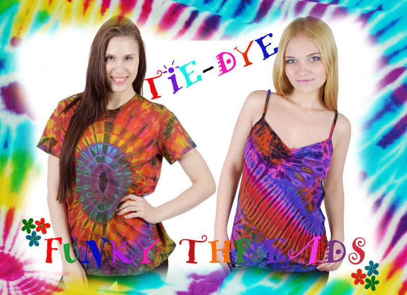 Tie-Dye Home