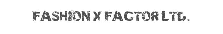 FASHION X FACTOR LTD., site logo.