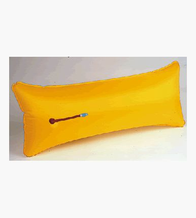 Airbag Iod'95 48 L, Yellow With Tube