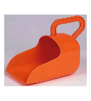 Hand Bailer, Small Orange