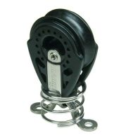 Harken 40mm carbo block with spring