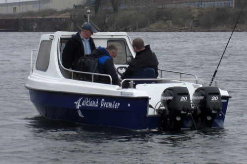 falkland premier @anchor