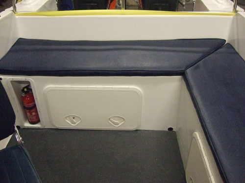 premier rear/side seat