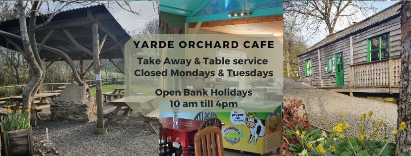 Spring Cover Yarde Orchard Cafe