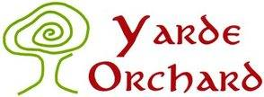 Yarde Orchard, site logo.