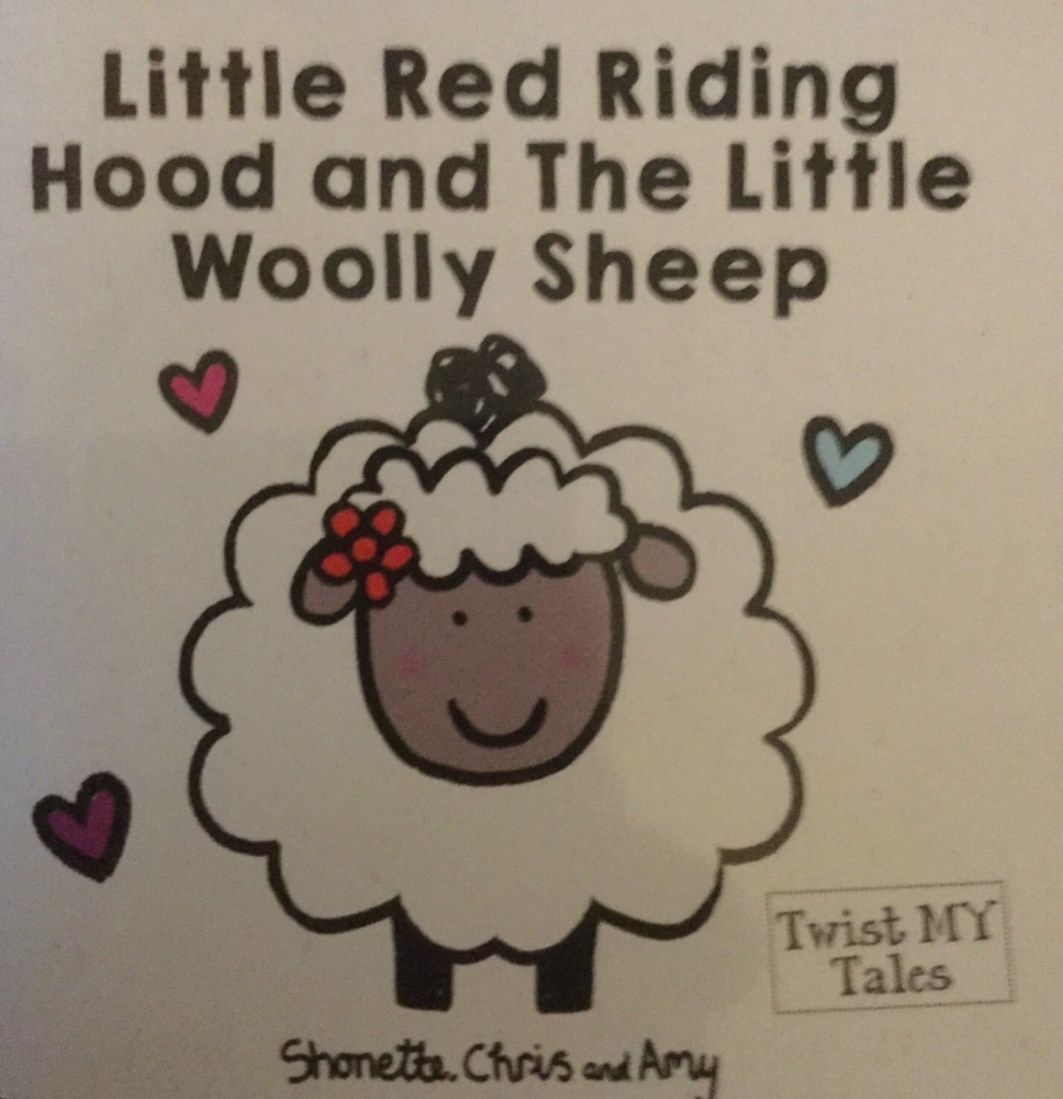 Little Red Riding Hood and the Little Woolly Sheep