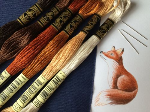 silk shading fox