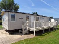 gold plus caravan Butlins Skegness