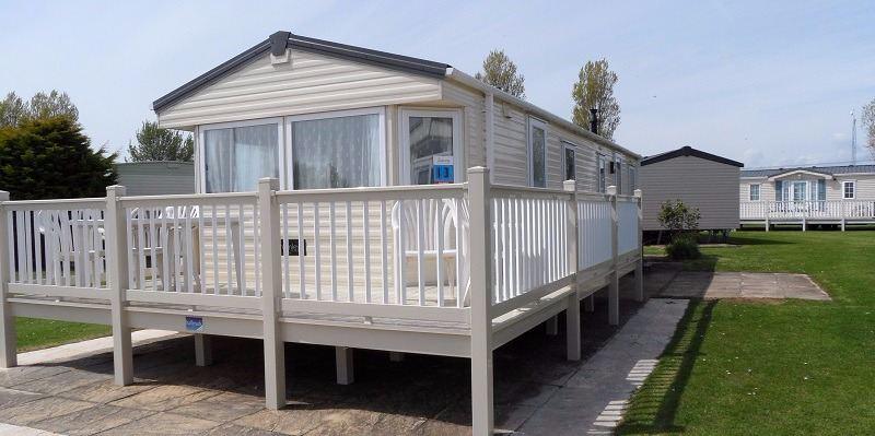 4 Bedroom 10 berth Caravan Butlins