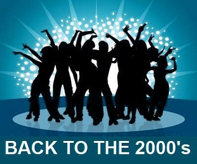 Back to the 2000's Adult Weekend Butlins 2018