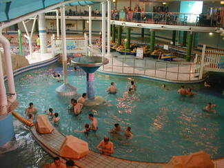 Splash Waterworld at Butlins Holiday Resort