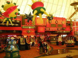 Butlins Amusement Arcade