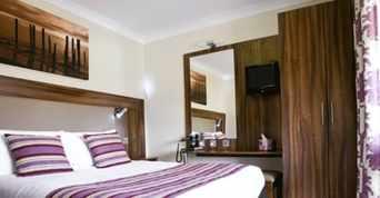 deluxe suite at butlins bognor