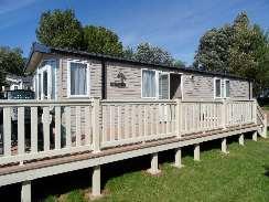 Lakeside caravan Butlins Minehead