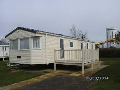 4 bedroom, 10 berth caravan at Butlins Skegness
