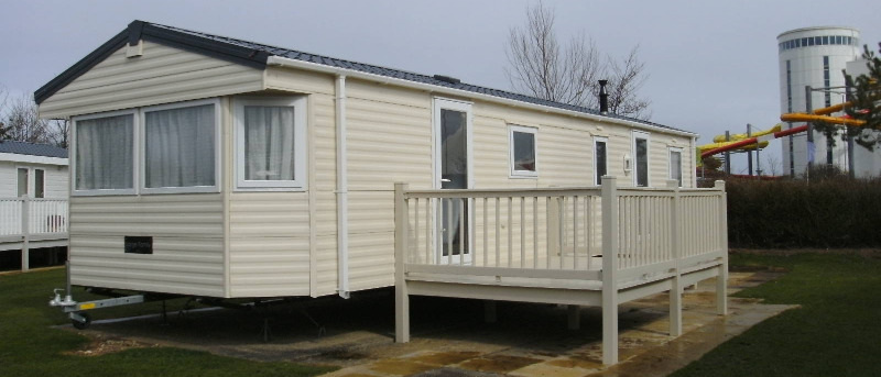 10 berth caravan butlins