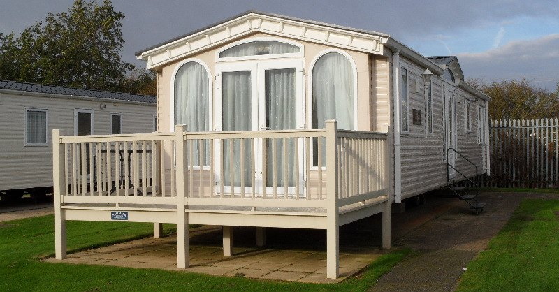Gold Plus Caravans at Butlins Skegness