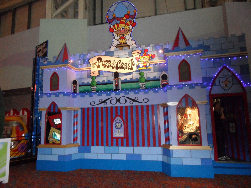 Butlins Skegnees Puppet Castle