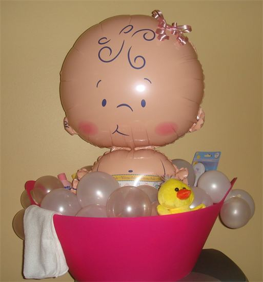 baby in a bath / baby shower £25