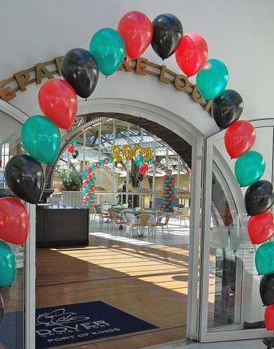 dover balloons