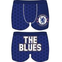"""Code:22224, Official """"Chelsea FC"""" boys trunks £1.85.   pk18...."""