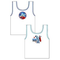 "Code:23212, Official ""In the Night Garden"" boys 2 in a pack vests £1.90. 18pks......."