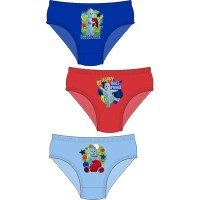 "Code:24912, Official ""In the Night Garden"" boys 3 in a pack briefs £1.60.  18pks..."
